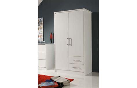 Armoire Design Blanche Pablo Miliboo