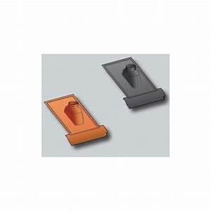 Solin D étanchéité : solin tuile avec kit d 39 tanch it 25 50 poujoulat ~ Premium-room.com Idées de Décoration
