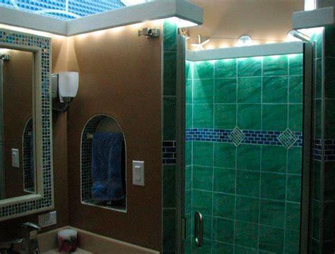 eclairage salle de bains led led bathroom lighting using led modules