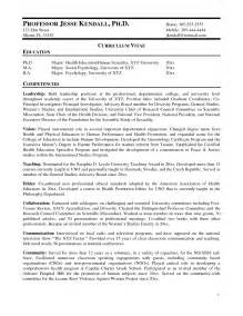 exle resume for college internship cv template for teaching english abroad