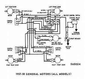 General Motors Wiring Diagrams