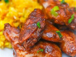 How To Cook Chicken Wings  With Pictures