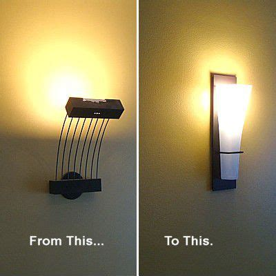 install  wall light fixture