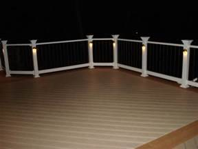 Deck Lighting Option Thediapercake Home Trend Table Linens To Perfect The Room