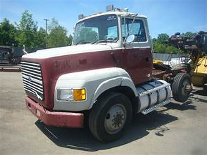 1995 Ford Aeromax L9000 Single Axle Day Cab Tractor For Sale By Arthur Trovei  U0026 Sons