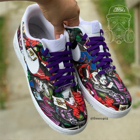 joker custom afs hydro dipped fresco customs