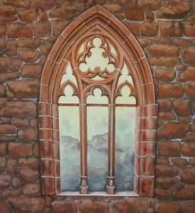 Gotische Fenster Konstruktion : kunstgalerie von keyb das gotische fenster kunstwerk ~ Lizthompson.info Haus und Dekorationen