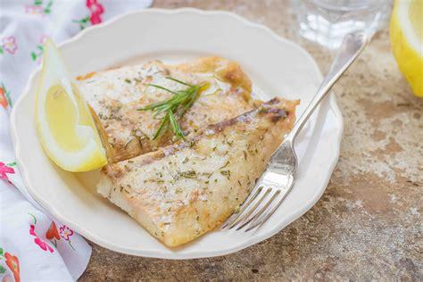 Come Cucinare Il Persico Al Forno ricetta persico al forno con limone e zenzero agrodolce