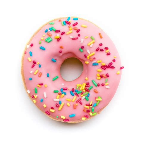 Strawberry Rainbow • Dunkin' Donuts - Coffee , Donuts & More