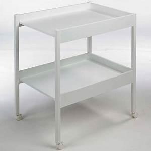 Table à Langer Bois : mobilier table table a langer bois blanc ~ Teatrodelosmanantiales.com Idées de Décoration