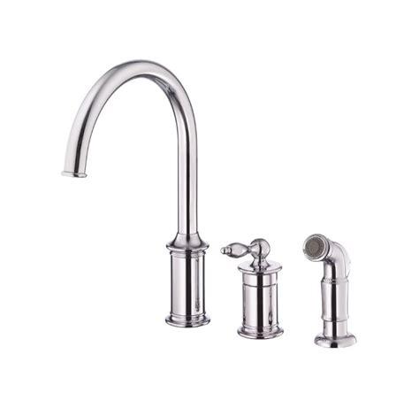 danze kitchen faucet replacement parts faucet com d409010 in chrome by danze