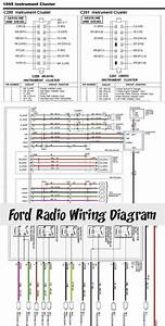 2014 Ford Edge Stereo Wiring Diagram