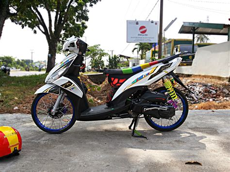 Vario 110 Thailook Style by Aytaodne Mio J Thailook Style Mio 115i