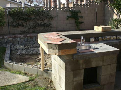 build  backyard barbecue home design garden