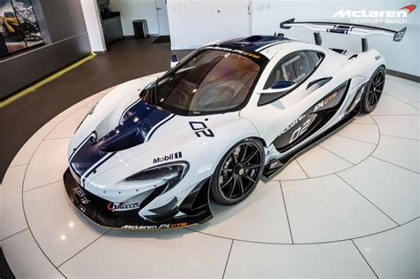 Mclaren P1 Gtr Actually For Sale In Usa