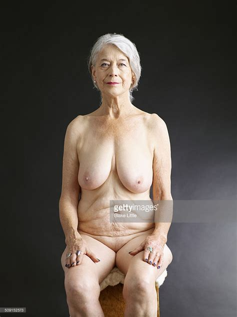 Beauty Shot Of Mature Woman Nude Stock Photo Getty Images Office Girls Wallpaper