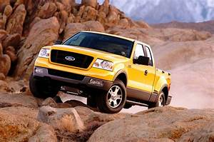 Motor Trend 2004 Truck Of The Year Winner  Ford F