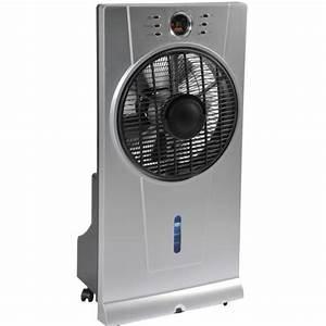 Rafraichisseur D Air Conforama : ventilateur brumisateur avec ioniseur wcf03s achat ~ Dailycaller-alerts.com Idées de Décoration