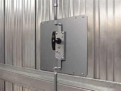Porte Garage Une Comment Basculante Fermeture Renforcer