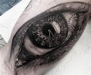 Tattoo Leben Und Tod : uhr tattoos 25 ideen bedeutungen bilder und entw rfe ~ Frokenaadalensverden.com Haus und Dekorationen