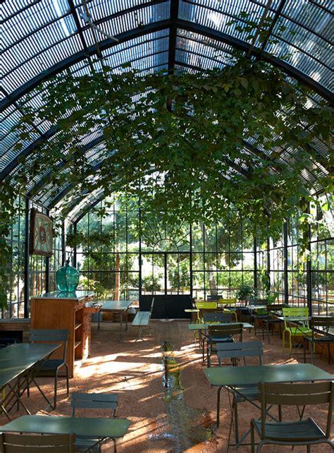 glass greenhouse babylonstoren