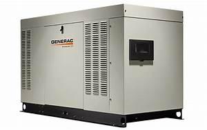 Generac 38kw Protector Qs Standby Generator