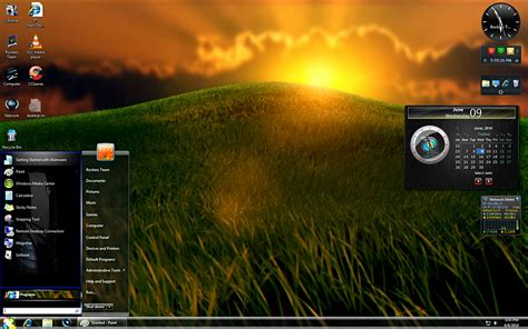 Customized Windows 7 Windows 7 Alienware 2010 X86 And X64