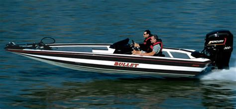 Bullet Bass Boats Review by 2008 Bullet Boats Research