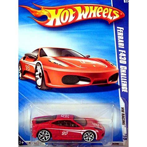 Search over 30,000 hot wheels! Hot Wheels - Ferrari F430 Challenge - Global Diecast Direct