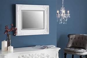 Spiegel Weiß Antik : filigraner rock barock spiegel speculum antik wei 55x45cm ~ Sanjose-hotels-ca.com Haus und Dekorationen