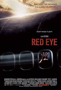 Red Eye Movie Poster (#1 of 2) - IMP Awards