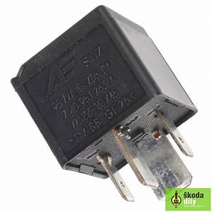Contact Relay X No  100  U0160koda 4h0951253