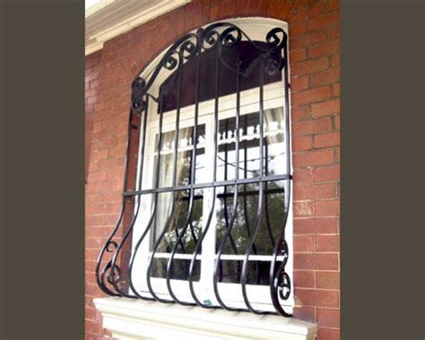 Decorative Security Grilles For Windows Uk by Wrought Iron Window Grill Picture Breeds Picture