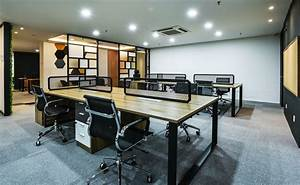 Modern, Industrial, Office, Design, U0026, Renovation, Project, Price, In, Malaysia