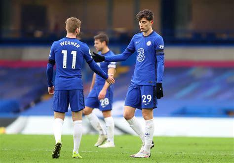 Thomas Tuchel 'won't lose faith' in Chelsea duo Kai ...