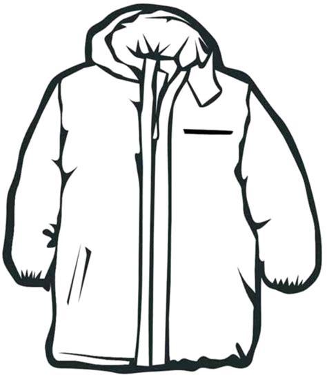 drawn coat winter jacket pencil   color drawn coat