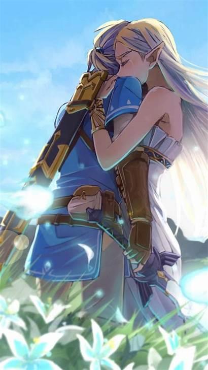 Zelda Legend Link Princess Wallpapers Android Character
