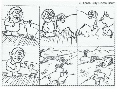 three billy goats gruff activities for preschool 104 best images about slp story sequence freebies on 513