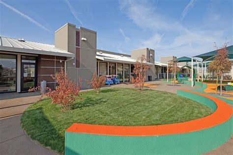 educational architecture nas lemoore child development center