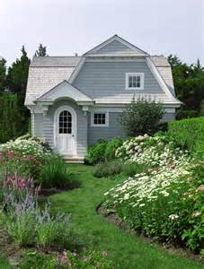 House Shingle by Shingle Style Guest House Guest Cottage