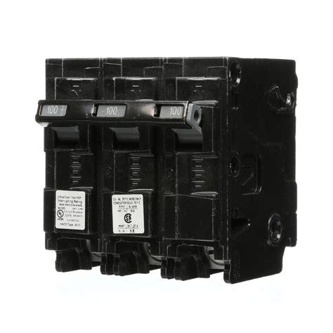 Siemens Amp Pole Type Hqp Circuit Breaker