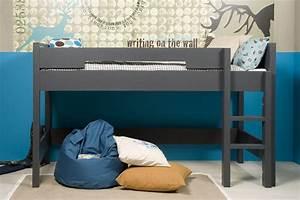 Lit Mi Hauteur Ikea : lit hauteur lit mi hauteur homeandgarden lit mi hauteur ~ Melissatoandfro.com Idées de Décoration