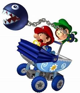 Baby Mario and Baby Luigi - Mario Kart Photo (852174) - Fanpop
