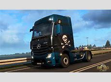 Euro Truck Simulator 2 Pirate Paint Jobs Pack PC Buy