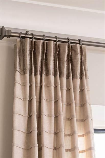 Drapes Pleated Drapery Custom Pleat Window Curtains