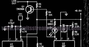 Using Cd4066b Touch Switch Wiring Diagram Schematic