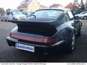 Voiture Occasion Alsace : porsche 911 965 3 3l turbo 1991 occasion auto porsche 911 ~ Medecine-chirurgie-esthetiques.com Avis de Voitures