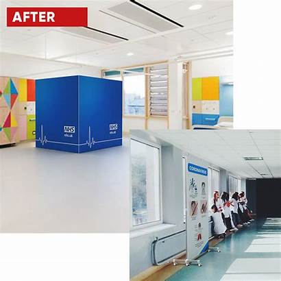 Screens Healthcare Walls Dividers