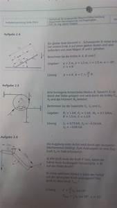 G Kraft Berechnen : stabkr fte gleichung aufstellen und umformen wo liegt der fehler mechanik mathelounge ~ Themetempest.com Abrechnung