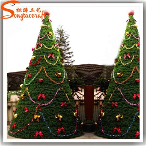 wholesale christmas decor decoration artificial giant